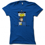 The Doctor Is In Ladies T-Shirt