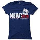 Newt 2016 Ladies T-Shirt