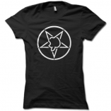 Pentapplegram Ladies T-Shirt
