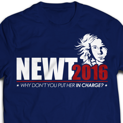 Newt 2016 Ladies T-Shirt