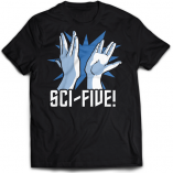 Sci-Five T-Shirt