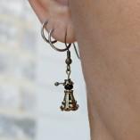 dalek earrings 3
