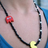 pacman necklace 2