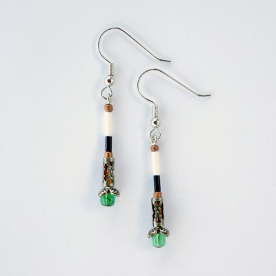 sonic screwdriver earrings 2