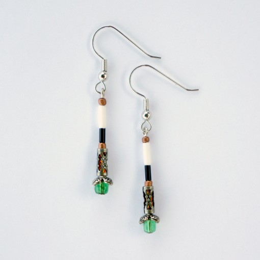 sonic screwdriver earrings 2