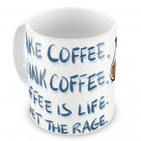 Coffee Is Life Mug