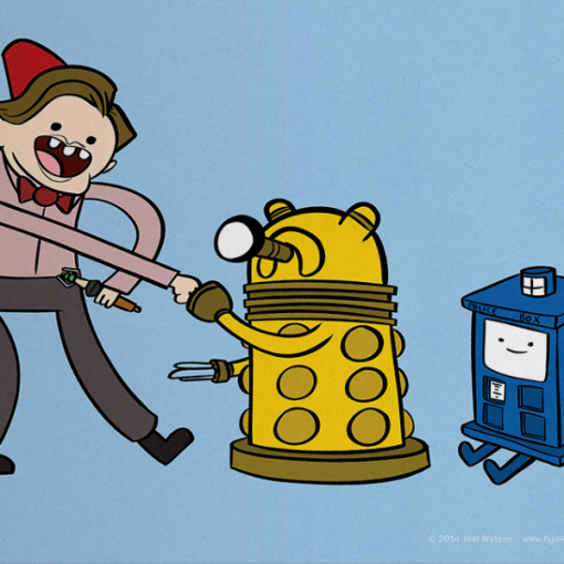 Adventure Time Lords Print