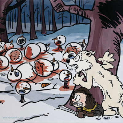 Winter Is Coming Print