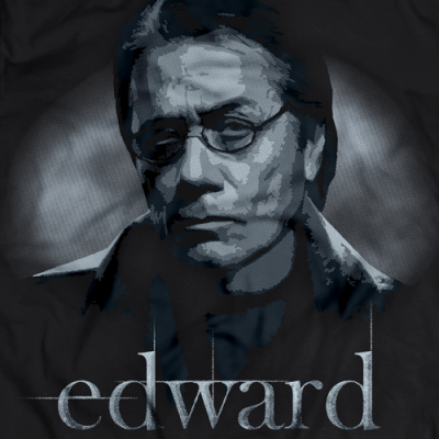 Team Edward James Olmos Ladies T-Shirt