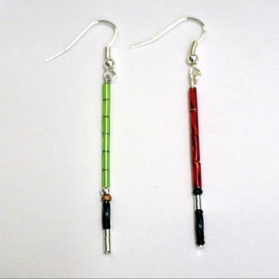 lightsaber earrings 6